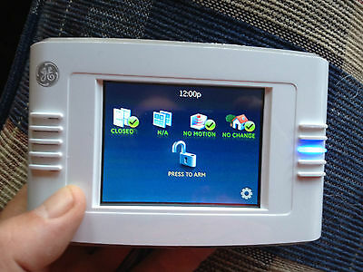 Simon xt Touch Screen ge60924rfts with transformer *** REDUCED ***
