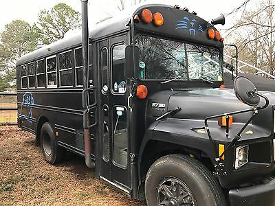 Party/Tailgating Bus