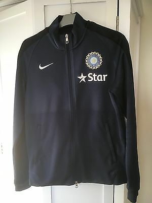 India Cricket Offical Tracksuit Top (Medium)