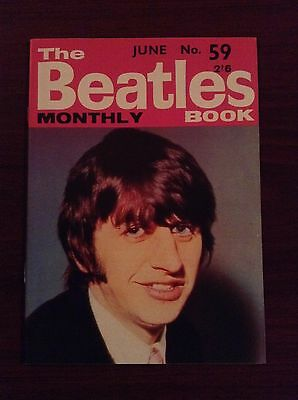 Beatles Magazine Monthly No 59 - Collection Available