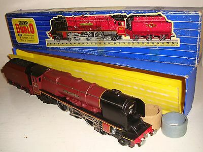 "Hornby Dublo - 3226 BR ""City of Liverpool"" 46247 maroon v.n.mint/boxd c1964"