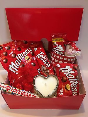 Maltesers Chocolate Sweets Hamper Mothers Day��Box Gift Birthday Present��