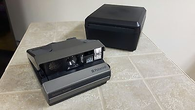 Polaroid Spectra  instant camera with case