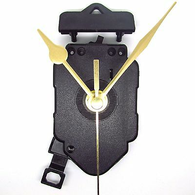 25 Pack New Pendulum Quartz Clock Movements Mechanisms & Metal Hands - Job Lot