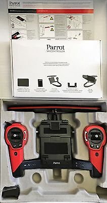 Parrot Skycontroller for Parrot Bebop Drone 2KM Range Red Sky Controller *NEW*