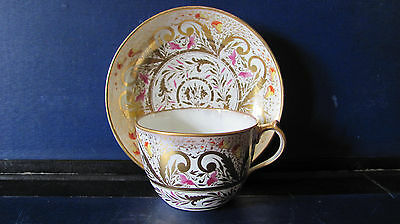 MILES MASON CUP AND SAUCER PATTERN 488 c1810