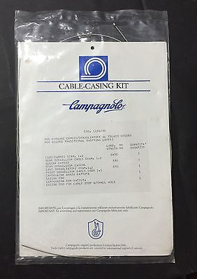 campagnolo record cable casing kit