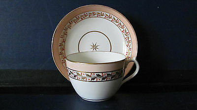 MILES MASON CUP AND SAUCER PATTERN 564 c1810