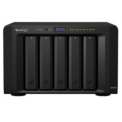 Synology DS1515 storage server DS1515