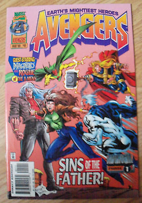 Avengers Vol 1 #401 (1996) Onslaught X-Over X-Men VF+ Combined Postage Available