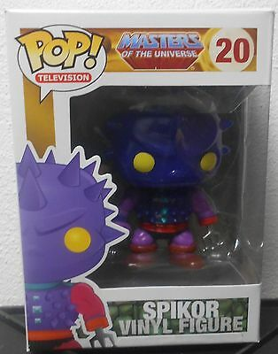 FUNKO POP SPIKOR Masters of the Universe MOTU He-Man Funko  A