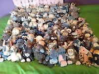 """Me to You My Blue Nose Friends 4"""" Bundle Nos 1-100 all brand new with tags"""
