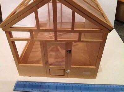 12th Scale Dolls House Large Conservatory/Garden Room