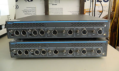 2x Audio Precision ATS-2 Audio Test Systems
