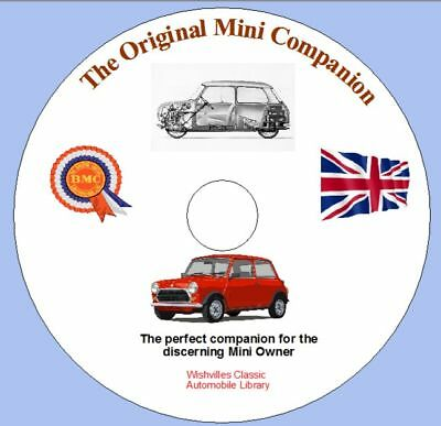 The Original Mini Companion DVD Rom