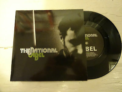 """The National - Abel - Mint Condition 7"""""""