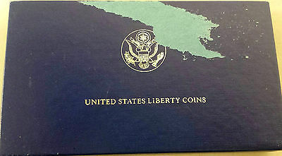 United States Liberty Coins 1886-1986 Mint