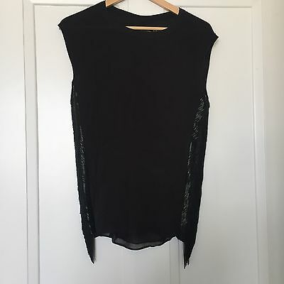 All Saints Acalia Top size 10UK