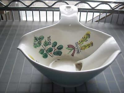 Vintage Our Own Import Ceramic Gravy Boat Separator Japan 1950's