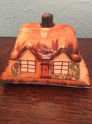 COTTAGE CHEESE / BUTTER DISH Vintage Retro