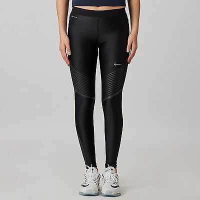 Nike  Power Women's Power Speed Tights - Small - New With Tags ~ 719784 010