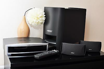 BOSE 3-2-1 Series II  (2.1 System). DVD Player, POWERFUL. Optical Connections