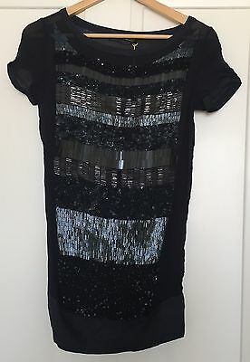All Saints Suki dress/top size 4uk RRP £228