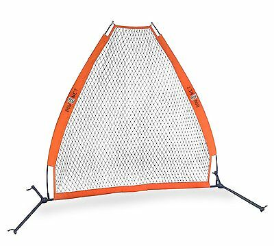 NEW AUTHENTIC Bownet Pitching Screen BOW-PS Pitching Screen 7' X 7'