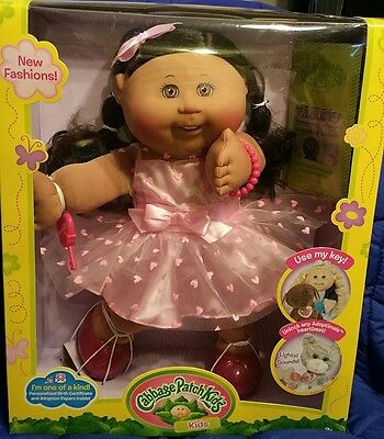Cabbage Patch Kids Adoptimals Doll Heart Dress