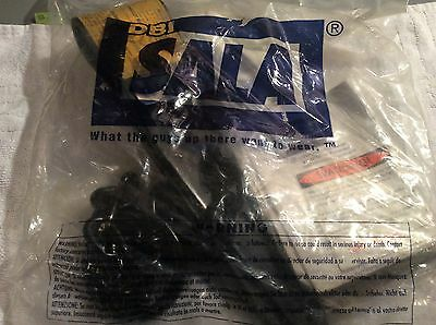 DBI/Sala 2103673 Removable Roof Safety Harness Roofing Steel Anchor W/Chain