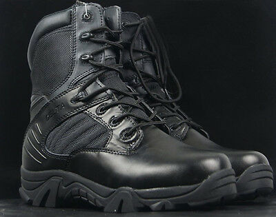 Men's Tactical Boots Special Forces Hunting Walking Mountaineering Battle Shoes