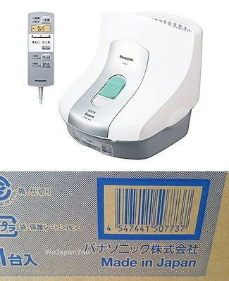 Panasonic Steam Foot Spa EH2862P-W Far Infrared Heater 100V White EMS Made Japan