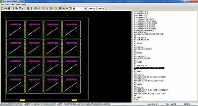 NC Punch G-code Editor + Simulator for Amada CNC Turret Punch Press