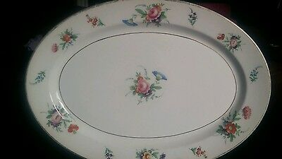 Syracuse China Old Ivory platter 12 inches