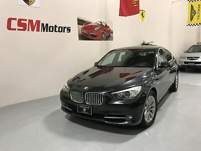 2011 BMW 5-Series 550i Hatchback 4 Dr. 4x4 Automatic