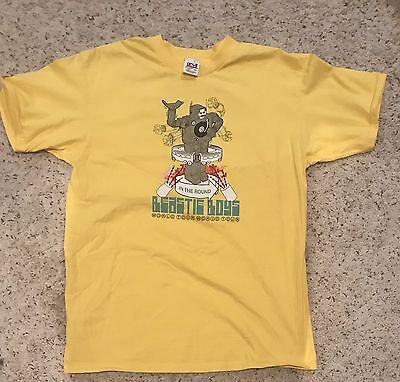 Beastie Boys Vintage 1998 Hello Nasty In The Round World Tour