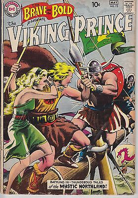 1959 DC Comic The Brave and the Bold The Viking Prince #23