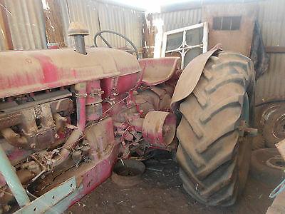tractor, Nuffield, late 50's