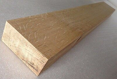 European Oak Hardwood - Quarter Sawn Timber Woodwork Beam Mantle