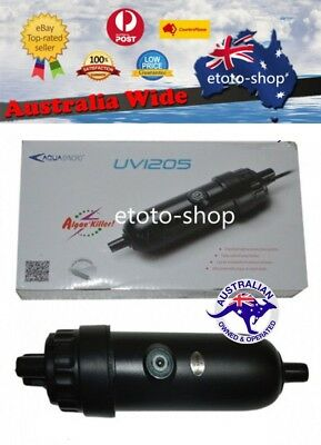 Resun / AquaSyncro Mini 5W UV1205 Aquarium Algae UV Clarifier