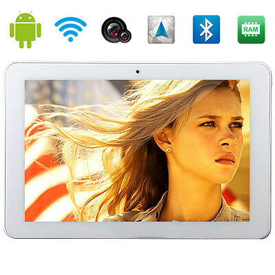 """10.1""""Android 4.4 3G Phone Tablet MTK8382 Quad Core GPS WiFi 16G Dual SIM call"""