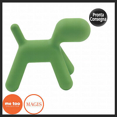 MAGIS ME TOO PUPPY MEDIUM cane astratto sedia per bambini da interni / esterni