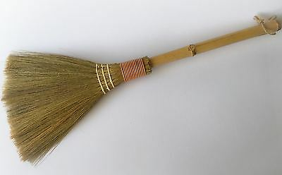 Besom Broom 62cm 620mm - Witchy Pagan Magic Wicca Ritual Handfasting
