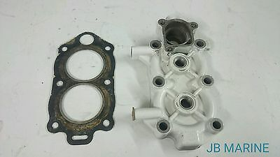 Evinrude Johnson OMC 5 6 8 hp Cylinder Head 0335895 Outboard Motor 1991-2005
