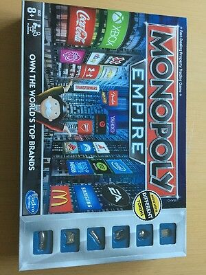Monopoly Empire Edition 100% Complete