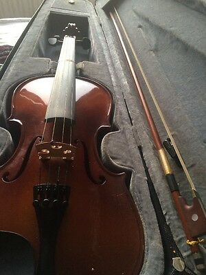 3/4 Violin With Case