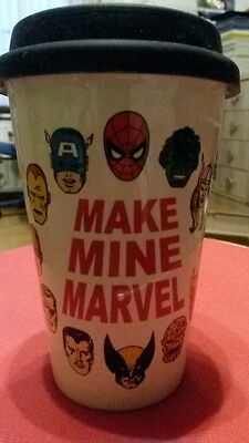 Mug isotherme Marvel - Make mine marvel