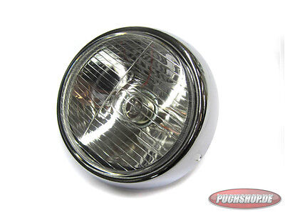 Scheinwerfereinsatz Puch MV / MS / VS headlight replacement part Moped Mofa