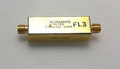 Ultramin Wavetek Filter 6-10GHz SMA