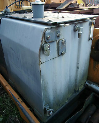 Case Cx210B Fuel Tank With Lid